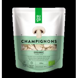 Μανιτάρια Champignon Τεμαχισμένα σε Νερό 250g