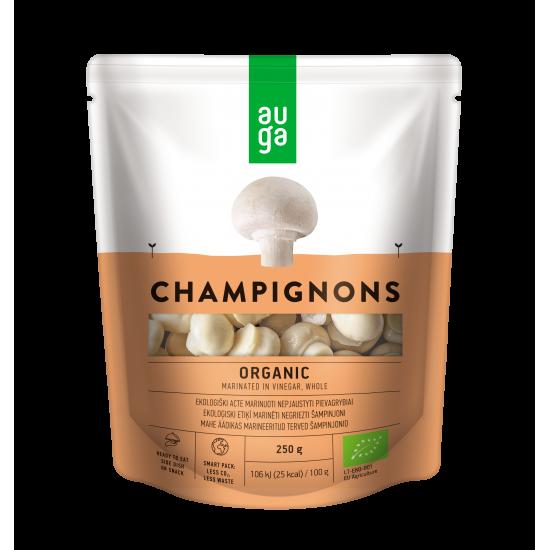 Μανιτάρια Champignon Μαριναρισμένα Ολόκληρα 250g