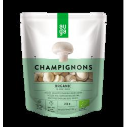 Μανιτάρια Champignon Ολόκληρα σε Νερό 250g