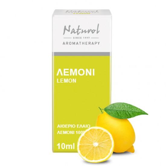 Αιθέριο Έλαιο Λεμόνι 10ml