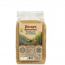 Ζάχαρη  Demerara - Βιολογική