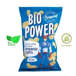 Γαριδάκια Καλαμποκιού Bio Power με αλάτι Χ/Γ 70g