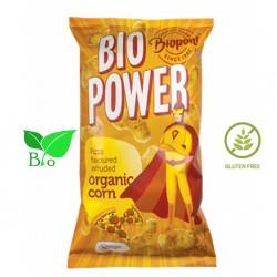 Γαριδάκια Καλαμποκιού Bio Power Pizza Χ/Γ 70g