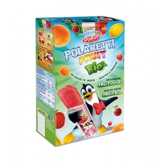 Γρανίτες Φρούτων Με Χυμό φρούτων 10τεμ Χ 40ml - Βιολογικές