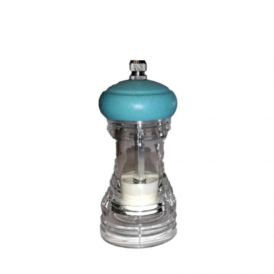Ακρυλικός με Γαλάζιο Ξύλινο Καπάκι 11cm