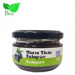 Πάστα Ελιάς Καλαμών 100g - Βιολογική