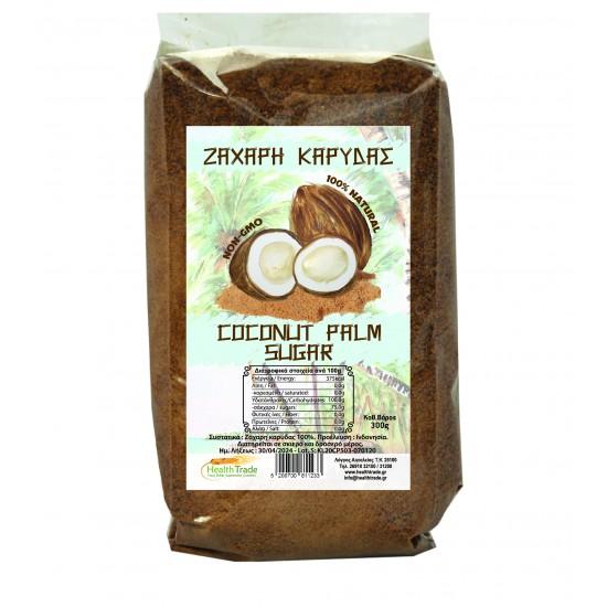 Ζάχαρη Καρύδας (Coconut Palm Sugar) 300gr ΠΡΟΪΟΝΤΑ ΚΑΡΥΔΑΣ