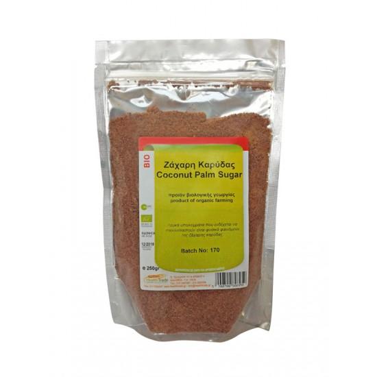 Ζάχαρη Καρύδας (Coconut Palm Sugar) 250gr