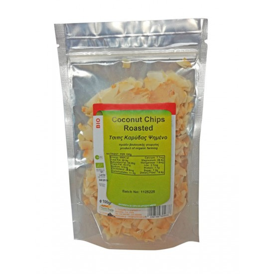 Coconut Chips Roasted Organic