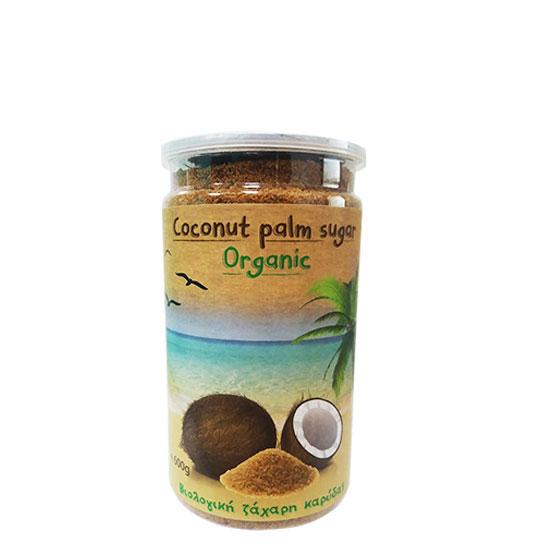 Ζάχαρη Καρύδας (Coconut Palm Sugar) 600gr