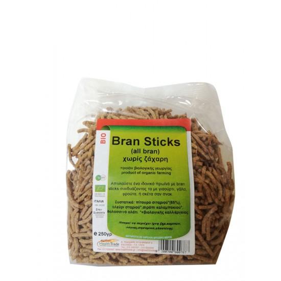 Bran Sticks Χωρίς Ζάχαρη