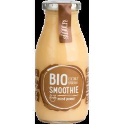 Smoothie Mind Power - Καρύδα, Μπανάνα 260ml - Βιολογικό