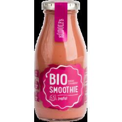 Smoothie Joyful - Φράουλα, Μπανάνα 260ml - Βιολογικό