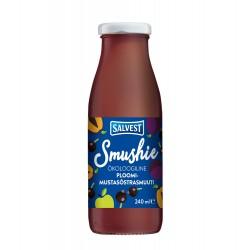 Smoothie με Δαμάσκηνο & Φραγκοστάφυλο 240ml - Βιολογικό