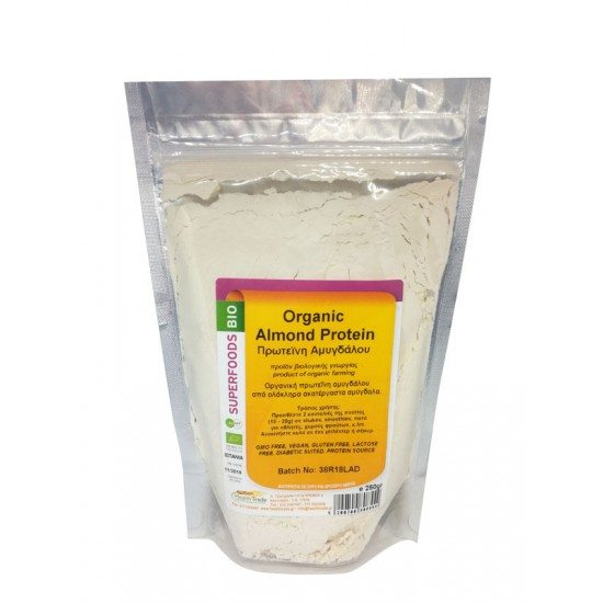 Almond Protein ΠΡΩΤΕΪΝΕΣ ΦΥΤΙΚΕΣ