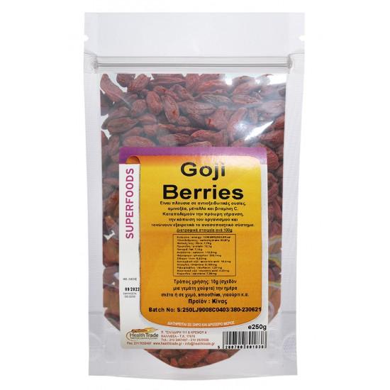 Goji Berries 250gr SUPERFOODS - ΥΠΕΡΤΡΟΦΕΣ