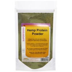 Hemp Protein - (πρωτεΐνη κάνναβης 50%)