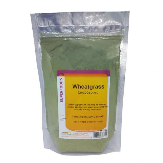 Wheatgrass (Σιταρόχορτο)