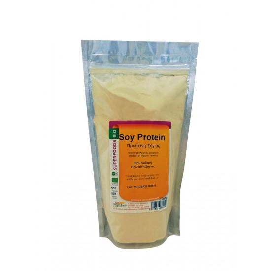 Soy Protein (Πρωτεΐνη Σόγιας 92,6%)