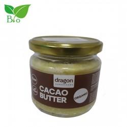 Cacao Raw Butter σε γυάλινο βάζο 300ml