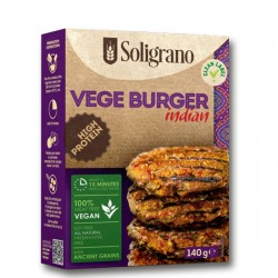 Burger vegan Ινδικό 140g