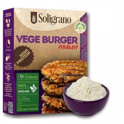 Burger vegan Ινδικό