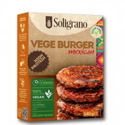 Burger vegan Μεξικάνικο