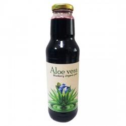 Συμπυκνωμένος Χυμός Αλόης με blueberry 750ml