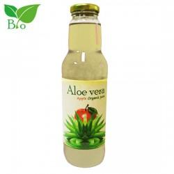 Συμπυκνωμένος Χυμός Αλόης με μήλο Βιολογικός 750ml