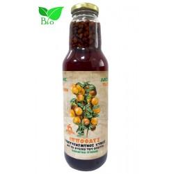 Συμπυκνωμένος Χυμός Ιπποφαούς 750ml Με Ολόκληρα Φρούτα Χ/Ζ