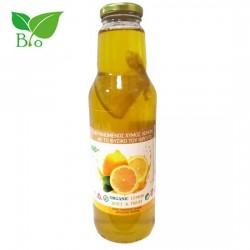 Συμπυκνωμένος Χυμός Λεμόνι με Φυσικό Φρούτο