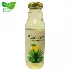 Χυμός Αλόης με λεμόνι Βιολογικός 300ml