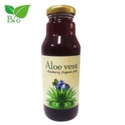 Χυμός Αλόης με Blueberry Βιολογικός 300ml