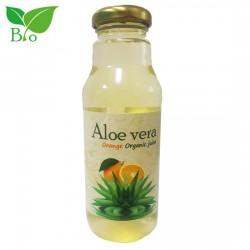 Χυμός Αλόης με πορτοκάλι Βιολογικός 300ml