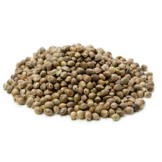 Hemp Seeds Αναποφλοίωτο
