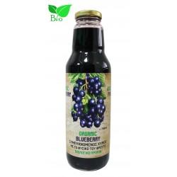 Συμπυκνωμένος Χυμός Με Ολόκληρα Φρούτα Blueberry X/Z - Βιολογικός