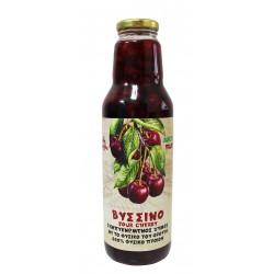 Συμπυκνωμένος Χυμός Με Ολόκληρα Φρούτα Sour Cherry X/Z